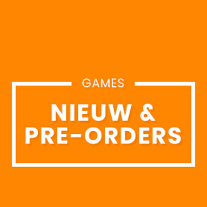 Picture for category Nieuwe games en voornoteringen