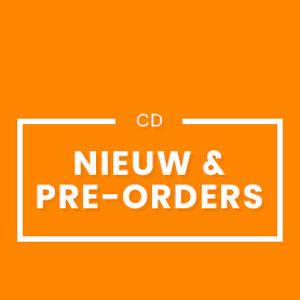 Afbeelding voor categorie Nieuwe CD's en voornoteringen
