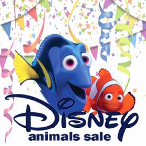 Afbeelding voor categorie Disney: Animals sale