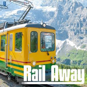 Afbeelding voor categorie Source1 media: 25 jaar Rail Away